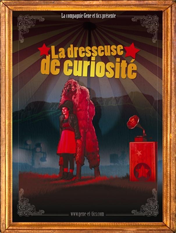 La Dresseuse de Curiosité